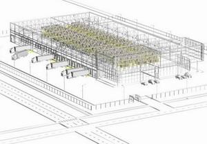 Основным отличием при...  При создании проекта для системы вентиляции склада важно учитывать предельное (однородное)...